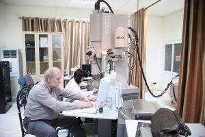 Phòng thí nghiệm Hiển vi điện tử truyền qua (TEM)