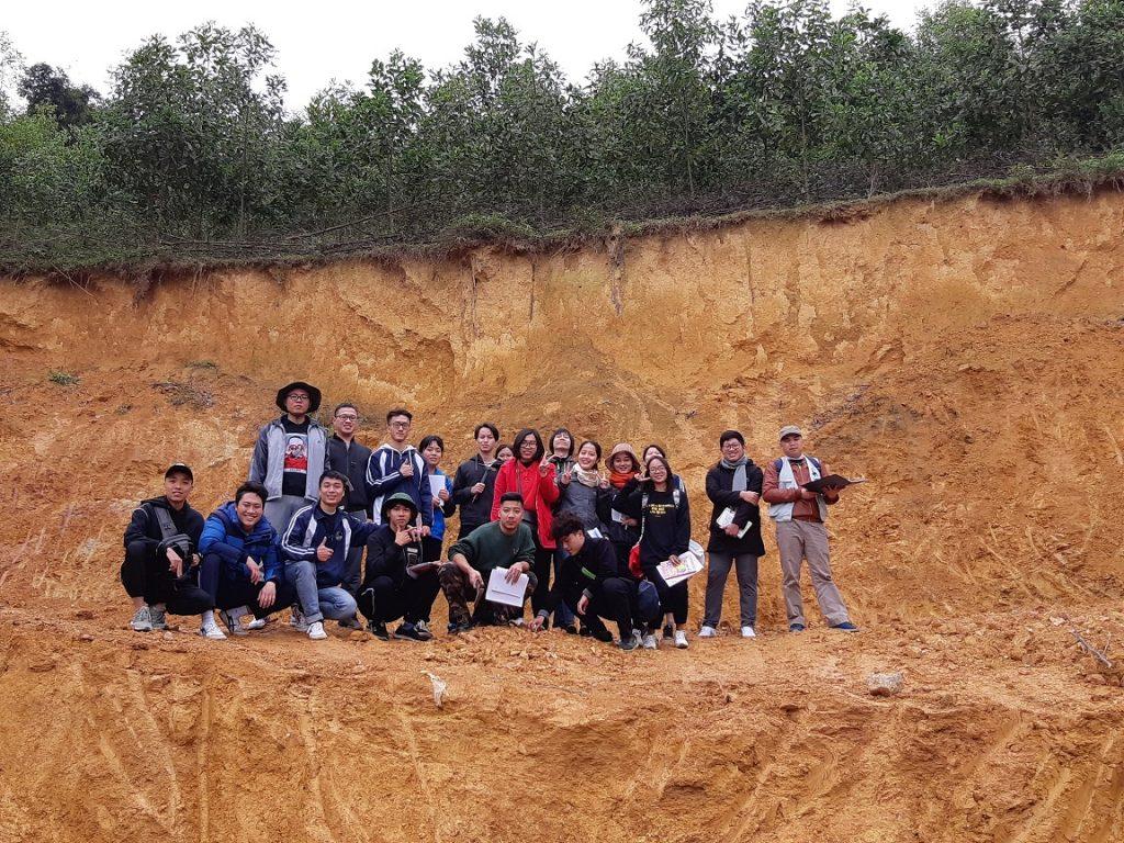 Chương trình đào tạo cử nhân ngành Kỹ thuật Địa chất 2019