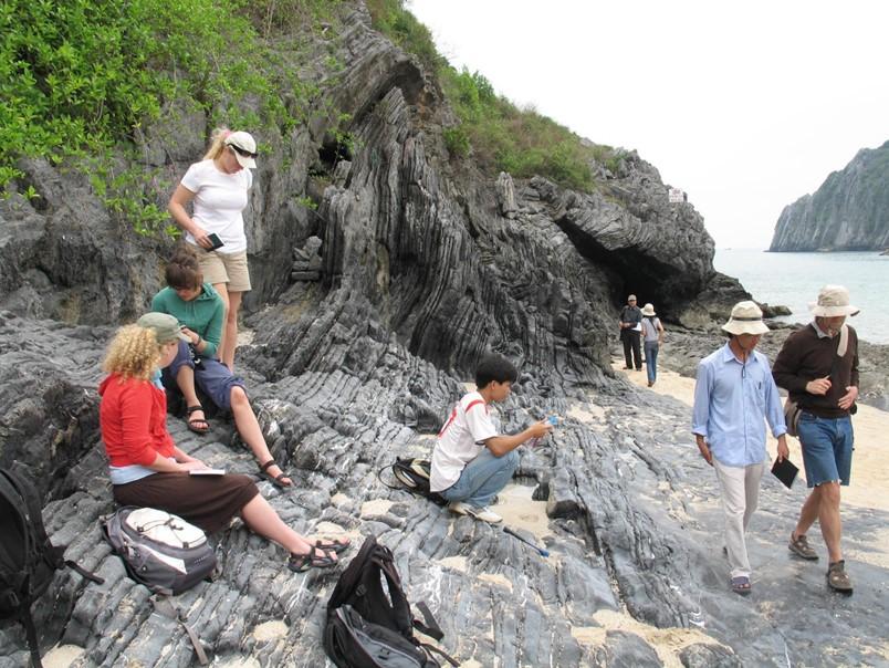 Chương trình đào tạo cử nhân ngành Địa chất 2019