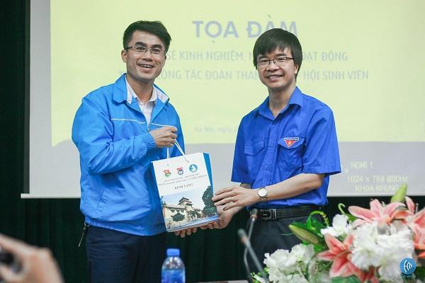 Tọa đàm chia sẻ kinh nghiệm hoạt động Đoàn – Hội với Trường Đại học Sư phạm Thái Nguyên
