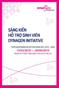 Chương trình DynaGen Initiative – Sáng kiến Hỗ trợ Sinh viên 2019