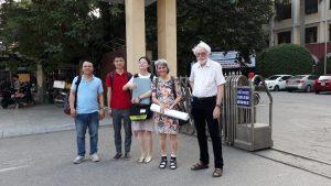 Chương trình hợp tác xây dựng Atlat Cổ địa lý khu vực Đông Á