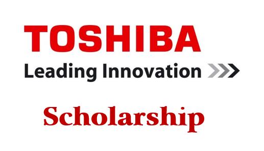 Thông báo học bổng Toshiba cho học viên cao học và nghiên cứu sinh năm học 2020-2021