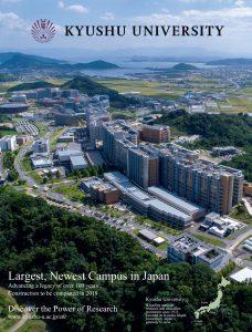 [EXCHANGE] Chương trình trao đổi sinh viên tại trường Đại học Kyushu, Nhật Bản kỳ học mùa Thu năm 2020