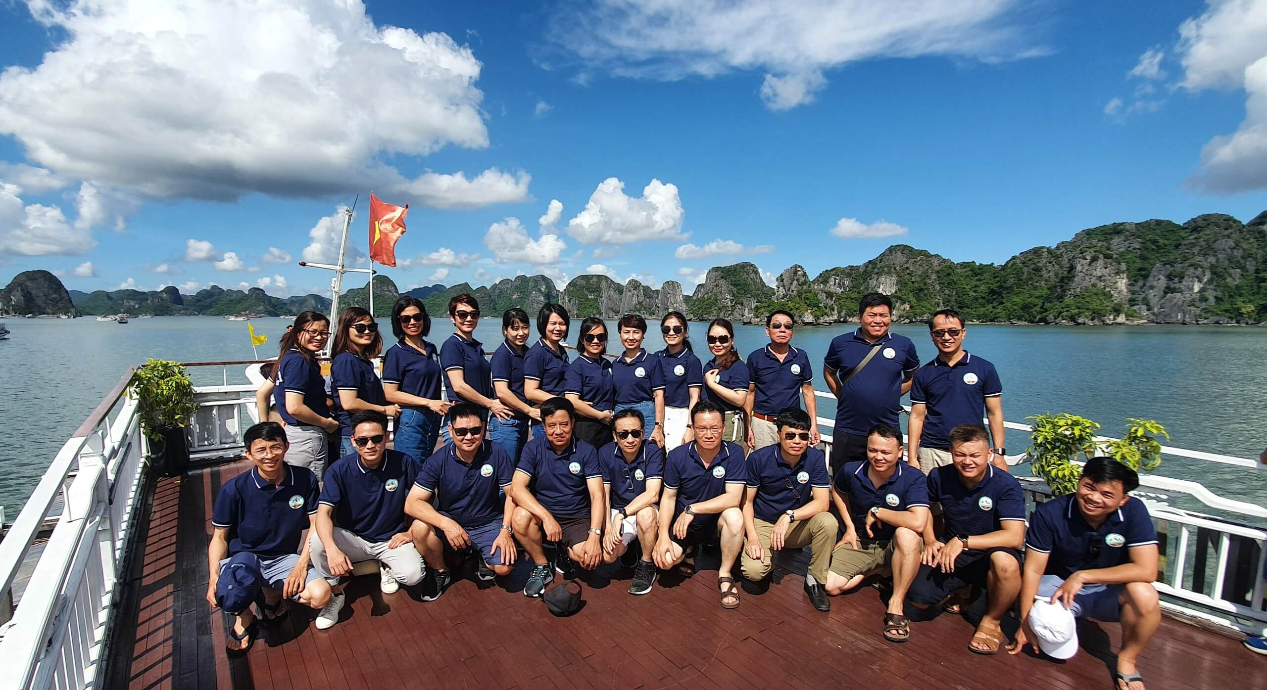 [PHOTO] Hạ Long hè 2020 – Hành trình gắn kết đại gia đình KĐC